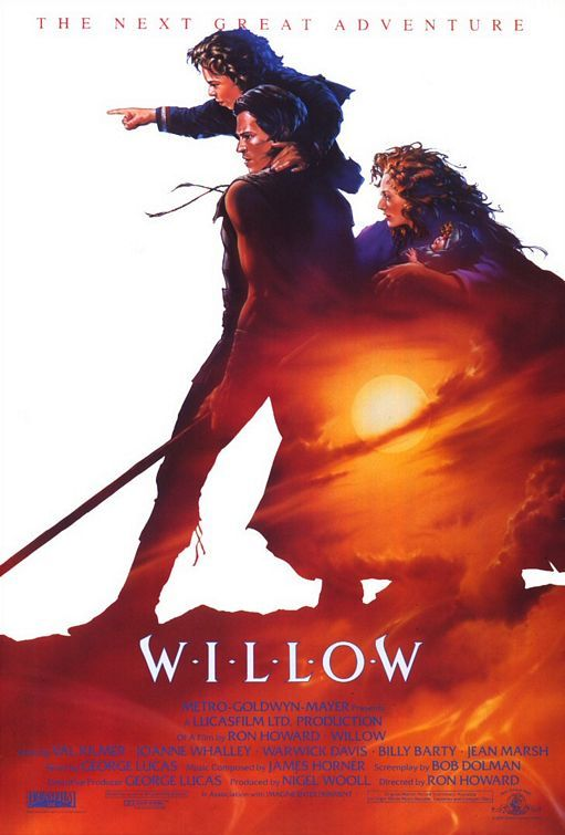 Willow [Lucasfilm - 1988] Ron-Howard-Willow