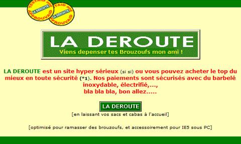 Editorial de La Riposte n°61 - Du balai ! Sarkozy - Page 2 La-deroute