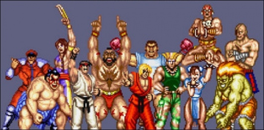 Street fighter Tous-les-personnages-street-fighter-2