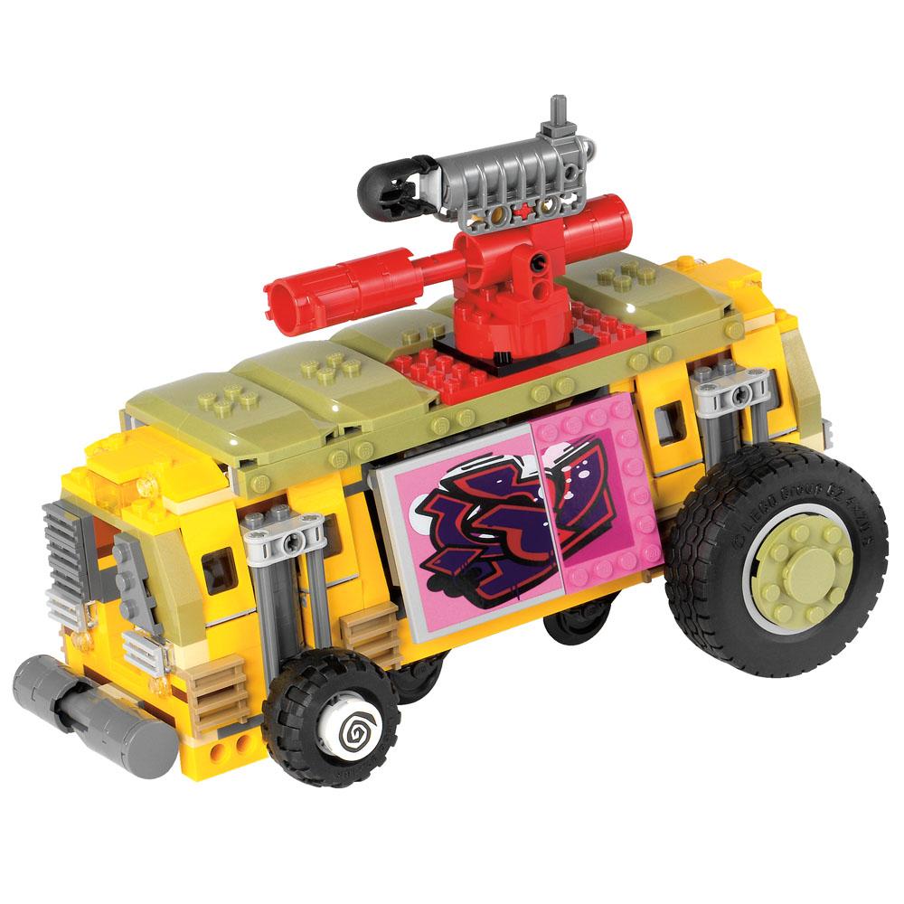 Teenage Mutant Ninja Turtles LEGO-Teenage-Mutant-Ninja-Turtles-79104