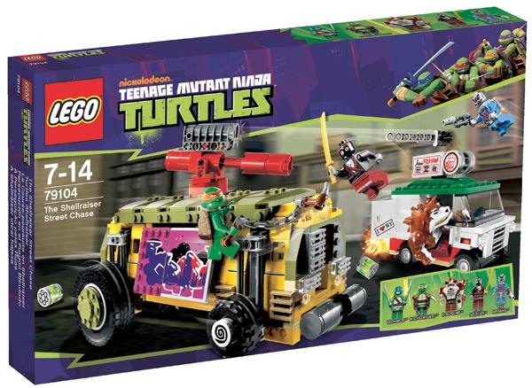 Teenage Mutant Ninja Turtles LEGO-Teenage-Mutant-Ninja-Turtles