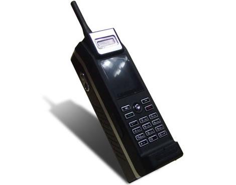 Каков мобилен имате и за каков сонувате Brick-mobile