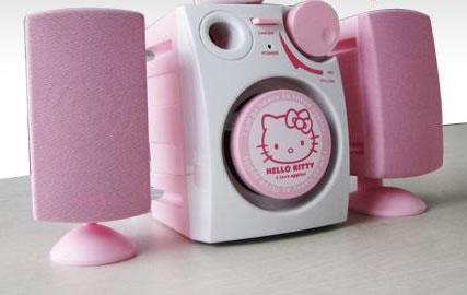 Hello kitty items! Hello-kitty-mobile-speaker2