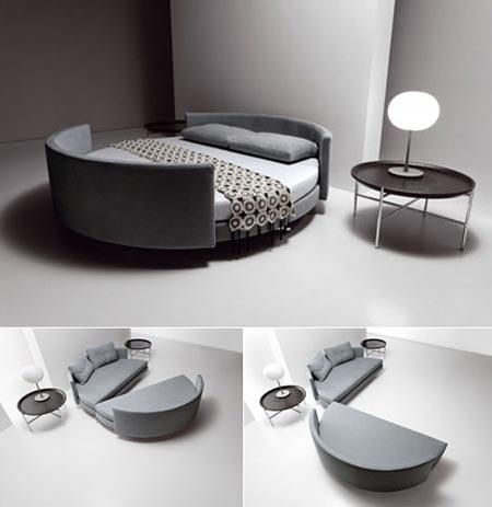سرائر للنوم غاية في الروعة إن لم تستمتع بالنوم عليها فعلى ال Scoop-bed