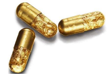 Dezen u Zlatnoj boji.. Gold-pills