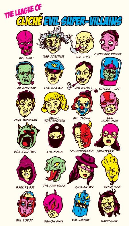 Part 14 / 9 - Page 2 Super-villains