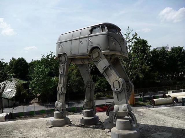 MOC: Volkswagen AT-AT Vw-at-at