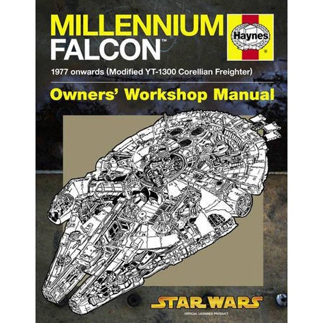 See how it was Star-Wars-Millennium-Falcon-Haynes-Manual