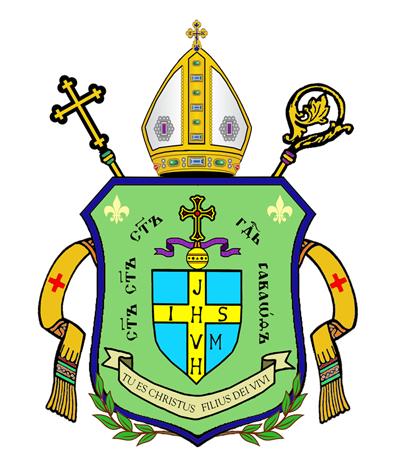 Moj najdraži biskup Grb