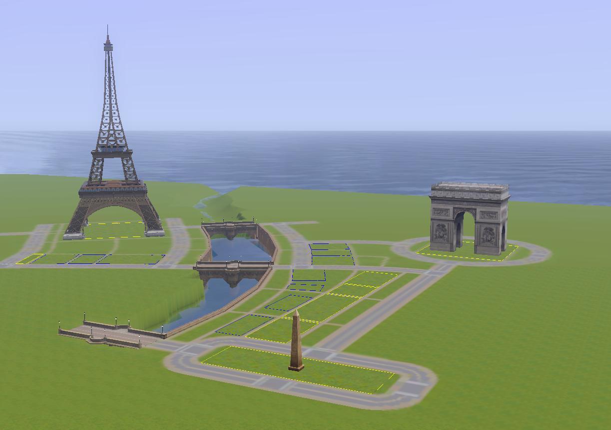 Les créations de Youcef - Page 13 Paris4