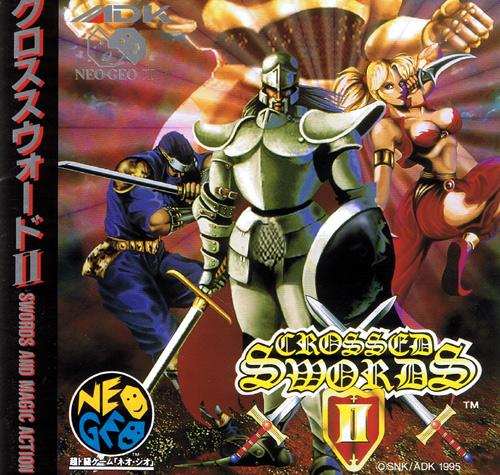 Les Jeux Neo Geo: Aes/MVS/CD/Pocket Adcd102front