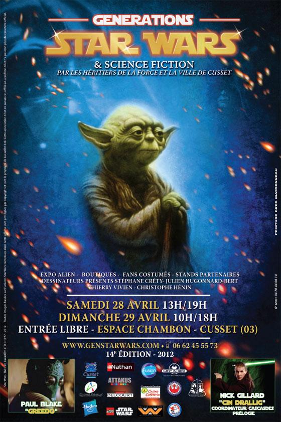 Générations Star Wars & Science fiction Cusset 28-29 Avril  Affiche_gensw_2012_560px