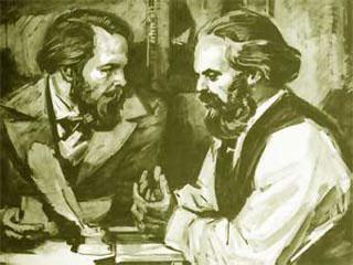 España revolucionaria -- Artículos de Karl Marx en el New York Tribune Engels