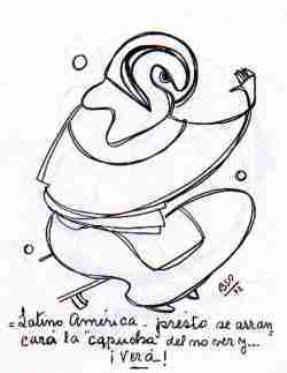 """mundo - El contactado Benjamín Solari Parravicini (el """"Nostradamus"""" argentino) Profec62"""