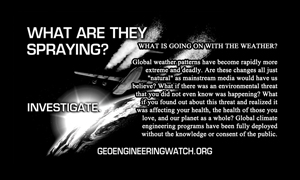 Waking The Masses To The Climate Engineering Assault, Helpful Tools GeoengineeringWatch-Business-Card-Front