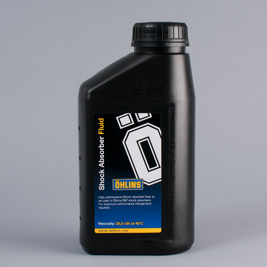 viscosités huile de fourche avec ressort ohlins Image