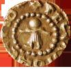 Triens et deniers des royaumes mérovingiens (VII-VIII S.)
