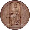 Jetons et médailles de Strasbourg (XVI-XIX S.). Médailles religieuses d'Alsace.
