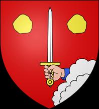 06. S.E.R.G. - Lorraine - Metz évêché - Denier à la croix cantonnée de 4 boules, sous l'évêque Jean I d'Apremont (1225-1239) EvecheMetz
