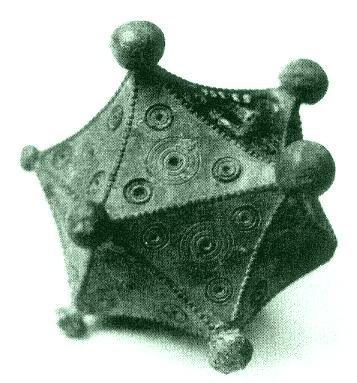 Артефакты и исторические памятники - Страница 5 Roman-icosahedron