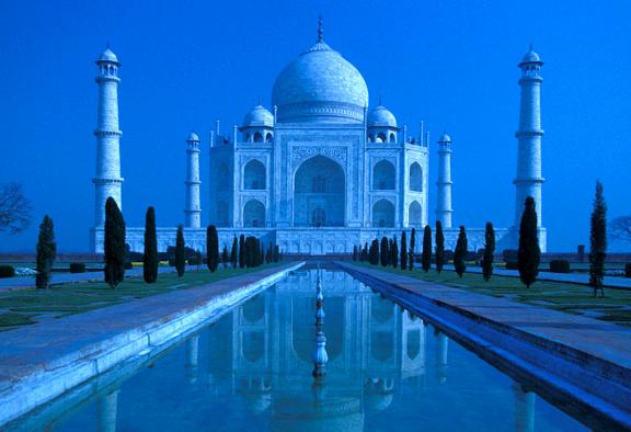 Indija India%20-%20Taj%20Mahal%20-%20Moonlight%20Hz.