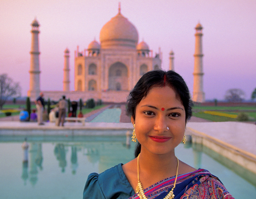 Indija India%20-%20Taj%20Mahal%20w.young%20girl