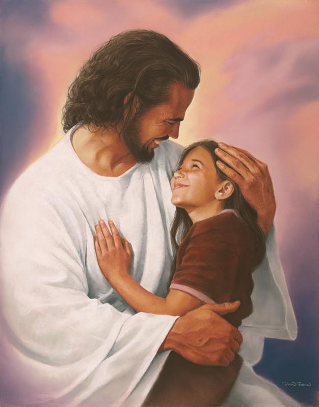Selon vous... Jésus riait-il parfois ? Jesus_children131110_03