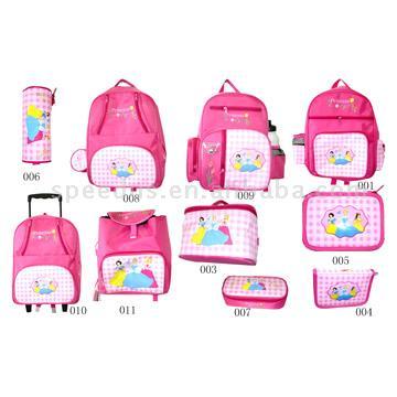 حقائب مدرسيه Girls__School_Bag