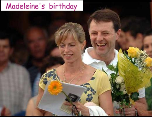 Peter Hyatt releases statement tonight (Sunday 27 Nov 2016) about his NEXT analysis of the Madeleine McCann case >> coming in a few days' time  - Page 6 4thbirthdaypdl%20%282%29