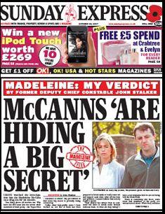 Media Mayhem - MCCANN MEDIA NONSENSE OF THE DAY - Page 23 28-10-2007-ExpressSecrety