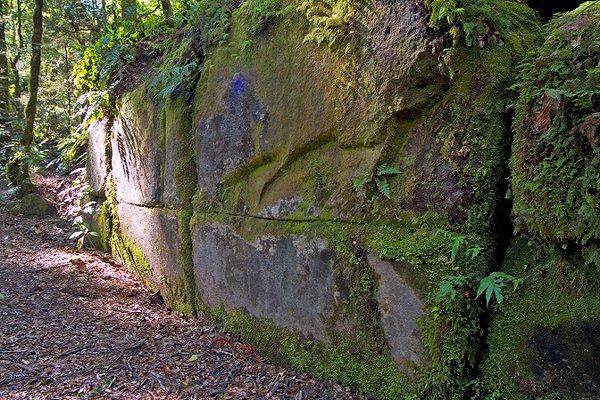 Gunung Padang Kaimanawa-wall-structure-mystery-taupo