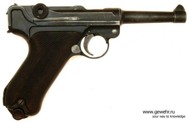 """Пистолет """"Парабеллум"""" 1225041247_08"""