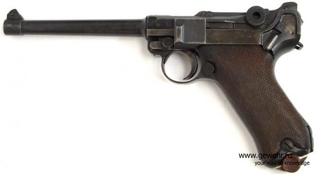 """Пистолет """"Парабеллум"""" 1225041258_1900"""