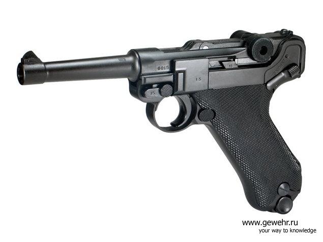 """Пистолет """"Парабеллум"""" 1225291933_luger"""