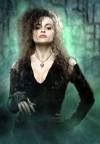 Bellatrix Lestrange app. HelenaBonhamCarterBellatrix