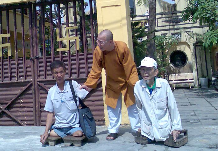 Hảo tự ố tăng thời bang vô đạo HoathuongThichKhongTanh