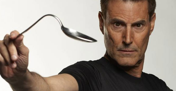 Mysteries and Bizarre Things: Uri-geller