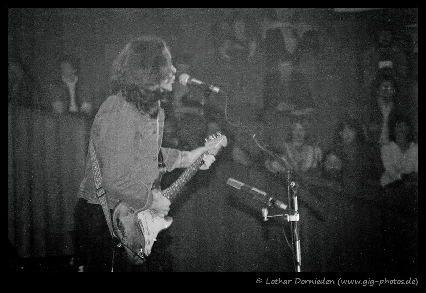Photo de Lothar Dornieden - Münster, Allemagne, 28 avril 1982 Rory-gallagher-01