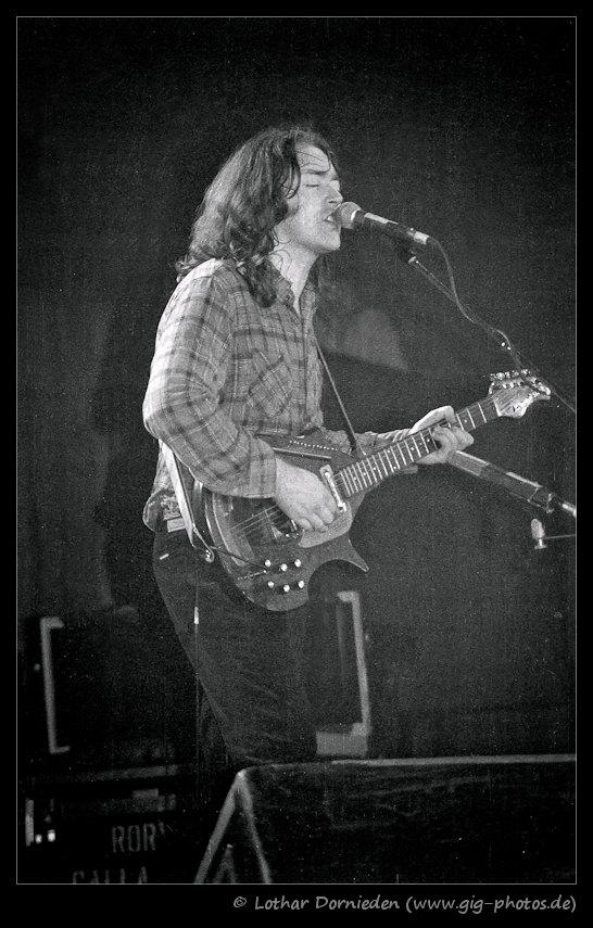Photo de Lothar Dornieden - Münster, Allemagne, 28 avril 1982 Rory-gallagher-17