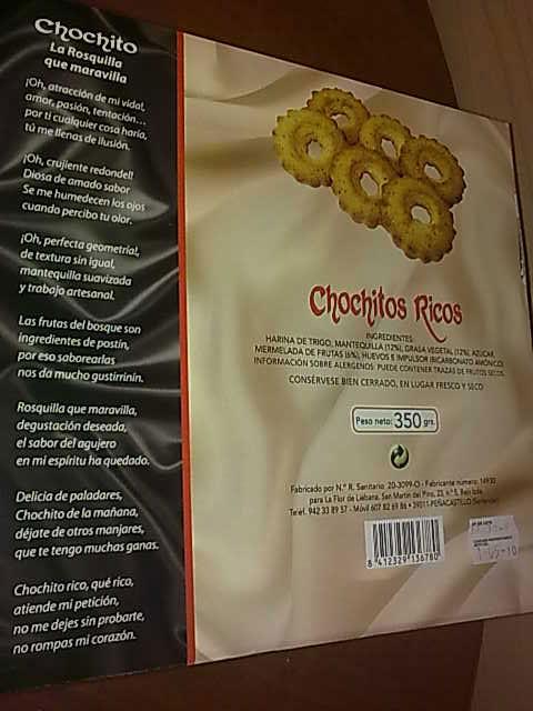 chochitos ricos Imagen01