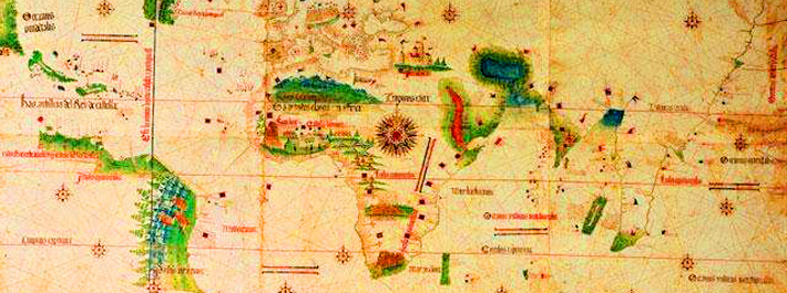 Seven pyramids identified on the African island of Mauritius Maurice01