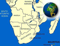 Seven pyramids identified on the African island of Mauritius Maurice02