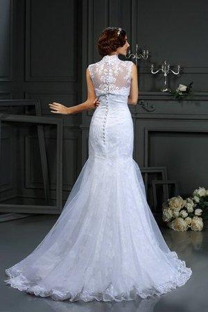 I diversi look sono meravigliosi per le spose 9ce2-0s3t0-abito-da-sposa-sirena-lunghi-cerniera-cuore-senza-maniche