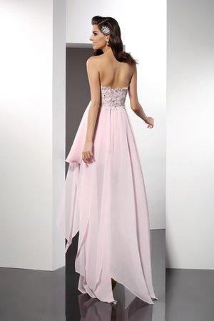 ci sono oltre 100 abiti da sposa per le spose da provare 9ce2-e3j2u-abito-da-cocktail-cerniera-in-chiffon-asimmetrici-con-applique-principessa