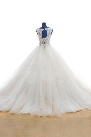 La tendenza del fascino nei nostri veri matrimoni 9ce2-k6pja-abito-da-sposa-in-pizzo-naturale-a-line-cerniera-allacciato