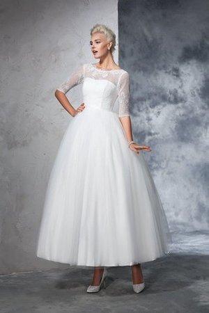 chi ha detto che gli abiti da damigella d'onore dovevano essere semplici? 9ce2-vmrf4-abito-da-sposa-con-mezze-maniche-cerniera-lunghi-radiosa-senza-maniche