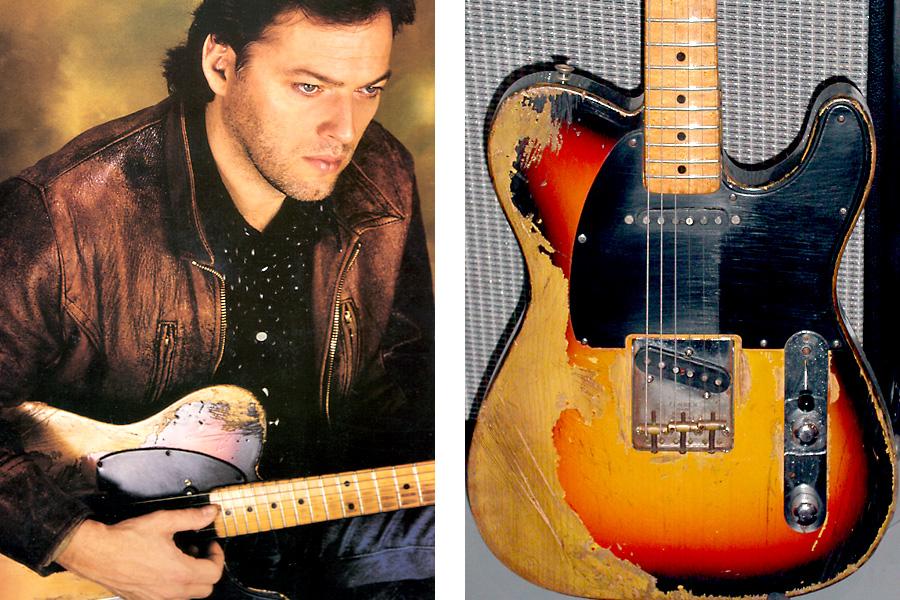 [Dúvidas] Diferença entre Esquire e Telecaster (Fender) Davidsgear_esquire900