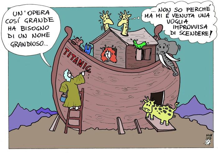 RIDI CHE TI  PASSA.... - Pagina 39 Arca-titanica-colored