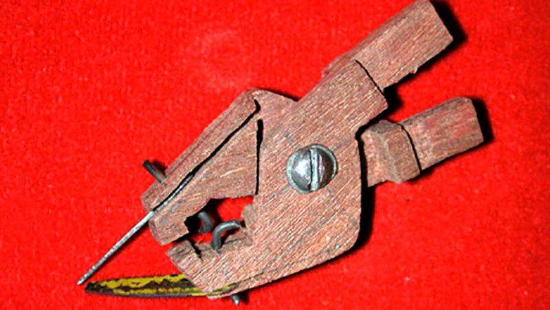 Leatherman Story: come una Fiat 600 scassata ispirò il coltello dei velisti 1466773491354258830