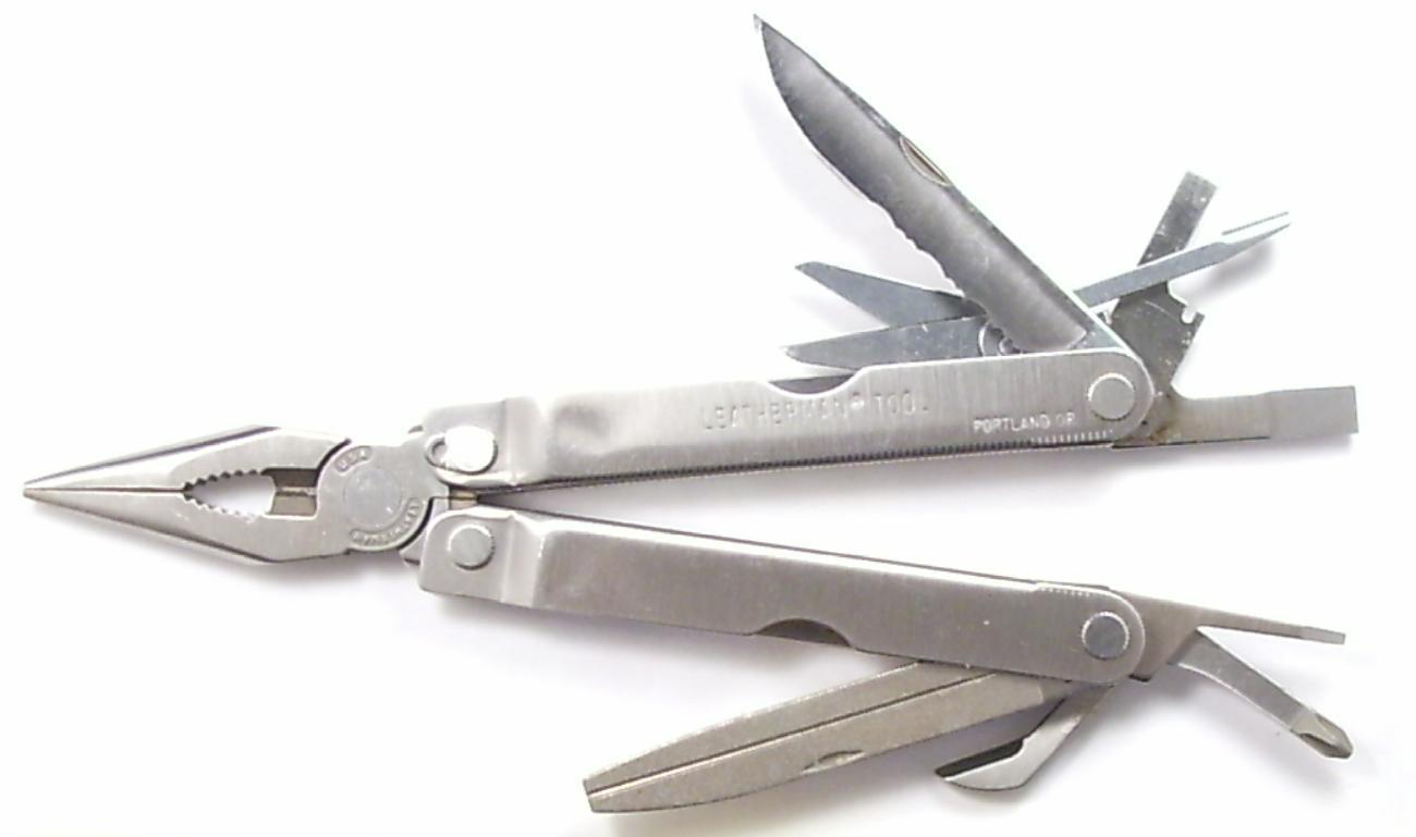 Leatherman Story: come una Fiat 600 scassata ispirò il coltello dei velisti Leatherman